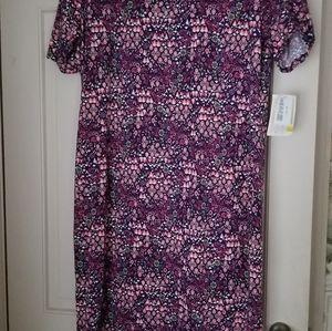 LuLuLa Roe Julia Style Dress Short Sleeve NWT 3XL